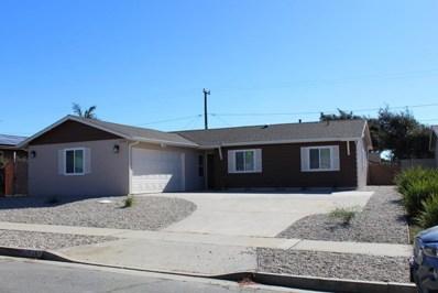 6248 Oriole Street, Ventura, CA 93003 - MLS#: 218001599