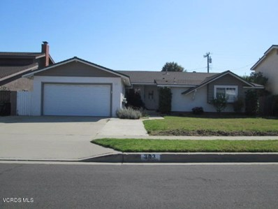 303 Gorrion Avenue, Ventura, CA 93004 - MLS#: 218001666