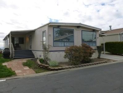 11100 Telegraph Road UNIT 47, Ventura, CA 93004 - MLS#: 218001676