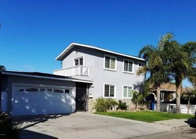 245 Hemlock Street, Oxnard, CA 93033 - MLS#: 218001688