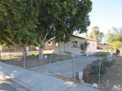 157 5th Street, Blythe, CA 92225 - MLS#: 218001698DA