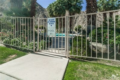 46750 Mountain Cove Drive UNIT 18, Indian Wells, CA 92210 - MLS#: 218001754DA