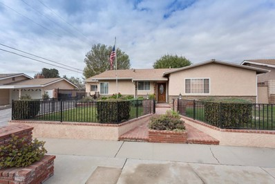 2293 Madrone Street, Simi Valley, CA 93065 - MLS#: 218001766