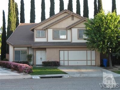 2715 Golf Meadows Court, Simi Valley, CA 93063 - MLS#: 218001859