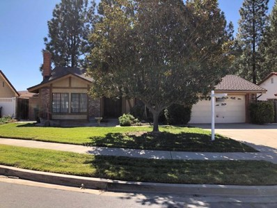 3954 Stell Drive, Simi Valley, CA 93063 - MLS#: 218001940