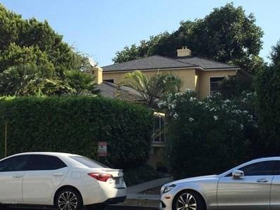 1610 Bentley Avenue, Los Angeles, CA 90025 - MLS#: 218001978