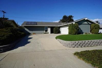 8399 Boise Street, Ventura, CA 93004 - MLS#: 218002015