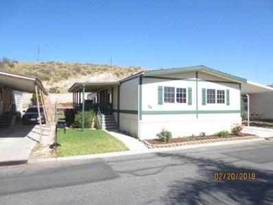 15750 Arroyo Drive UNIT 24, Moorpark, CA 93021 - MLS#: 218002024
