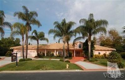 11591 Sumac Lane, Camarillo, CA 93012 - MLS#: 218002113