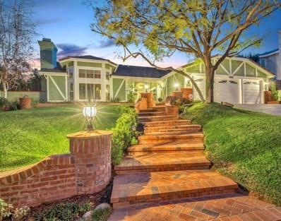 1453 Forest Knoll Drive, Oak Park, CA 91377 - MLS#: 218002130