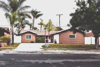 1692 Radnor Avenue, Ventura, CA 93004 - MLS#: 218002221