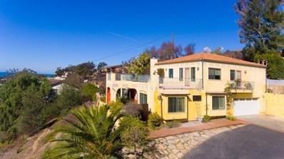 603 Buena Vista Street, Ventura, CA 93001 - MLS#: 218002268