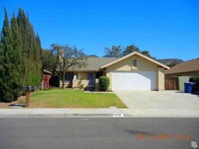 6282 Calle Bodega, Camarillo, CA 93012 - MLS#: 218002296