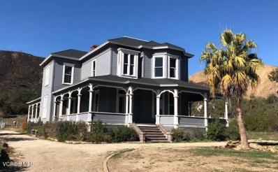 1226 Ojai Road, Santa Paula, CA 93060 - MLS#: 218002403
