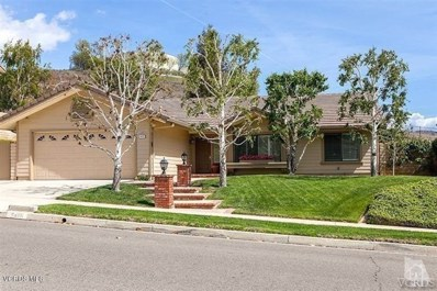 5476 San Joaquin Street, Simi Valley, CA 93063 - MLS#: 218002424