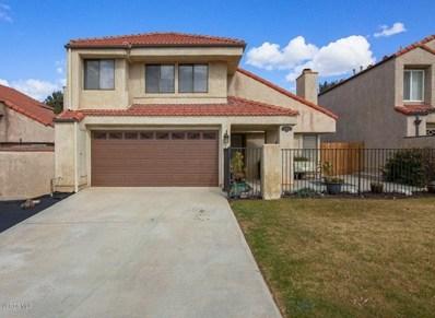 15471 Kernvale Avenue, Moorpark, CA 93021 - MLS#: 218002487