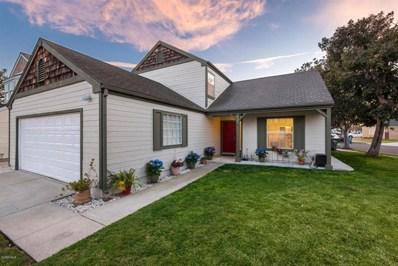 1231 Escalon Drive, Oxnard, CA 93035 - MLS#: 218002563