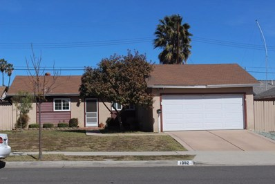 1392 Arrowhead Avenue, Ventura, CA 93004 - MLS#: 218002604