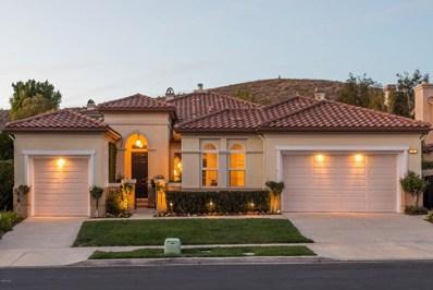 3309 Sunset Hills Boulevard, Thousand Oaks, CA 91362 - MLS#: 218002623