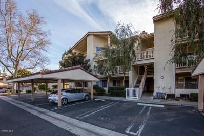 5744 Oak Bend Lane UNIT 301, Oak Park, CA 91377 - MLS#: 218002626