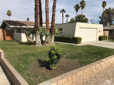 73310 Catalina Way, Palm Desert, CA 92260 - MLS#: 218002688DA