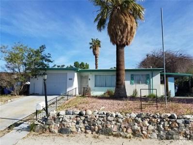 66812 Cahuilla Avenue, Desert Hot Springs, CA 92240 - MLS#: 218002700DA