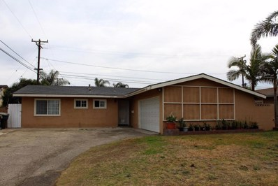 2210 Lassen Street, Oxnard, CA 93033 - MLS#: 218002720