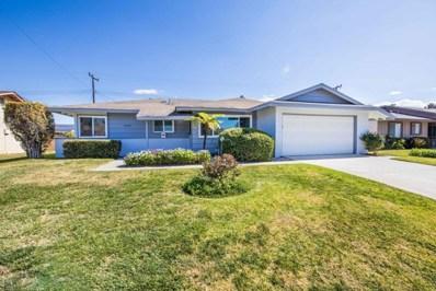 2190 Benito Drive, Camarillo, CA 93010 - MLS#: 218002747