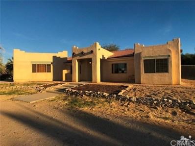 11485 Desert Trailways Lane, Blythe, CA 92225 - MLS#: 218002764DA