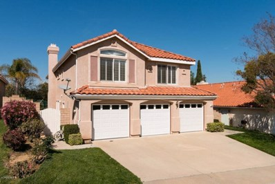 759 Cranmont Court, Simi Valley, CA 93065 - MLS#: 218002814