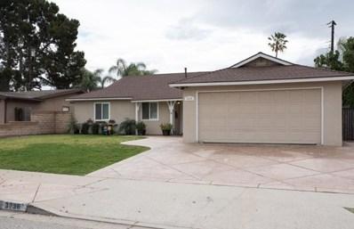 3236 Milligan Drive, Camarillo, CA 93010 - MLS#: 218002894