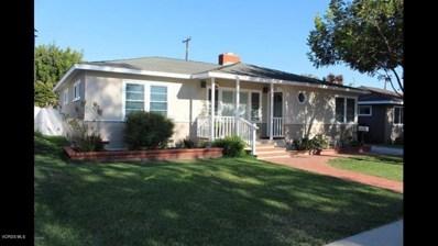 98 Dos Caminos Avenue, Ventura, CA 93003 - MLS#: 218002923