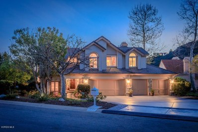 1651 Falling Star Avenue, Westlake Village, CA 91362 - MLS#: 218002955
