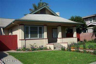 601 Magnolia Avenue, Oxnard, CA 93030 - MLS#: 218002961