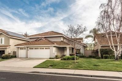 12408 Willow Spring Drive, Moorpark, CA 93021 - MLS#: 218003021