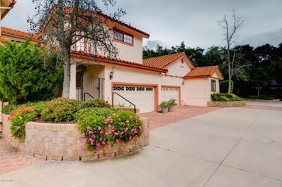 311 Summer Street UNIT E, Ojai, CA 93023 - MLS#: 218003057