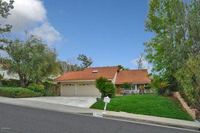 28734 Colina Vista Street, Agoura Hills, CA 91301 - MLS#: 218003074