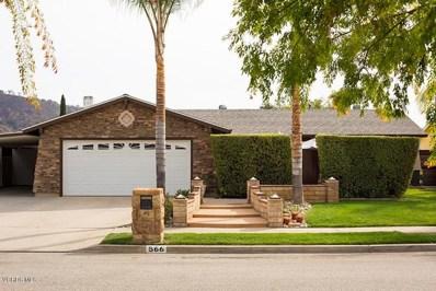 566 Raymond Street, Oak View, CA 93022 - MLS#: 218003098