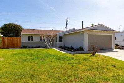 2332 Wisteria Street, Simi Valley, CA 93065 - MLS#: 218003107