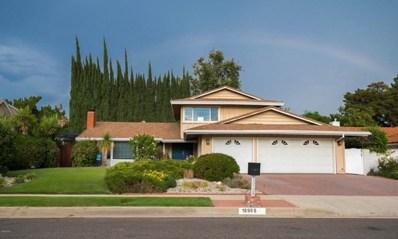 10908 Bismarck Avenue, Northridge, CA 91326 - MLS#: 218003212