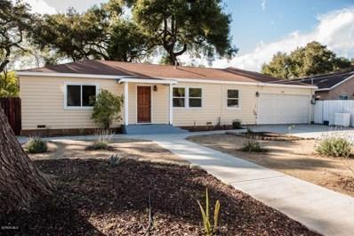 215 Poli Street, Ojai, CA 93023 - MLS#: 218003243