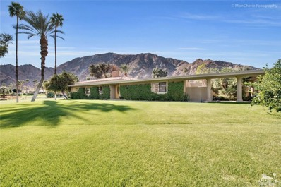 77785 Seminole Road, Indian Wells, CA 92210 - MLS#: 218003280DA