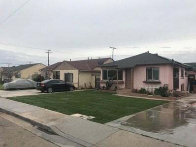 424 Elm Street, Oxnard, CA 93033 - MLS#: 218003289
