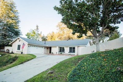 1836 Marian Avenue, Thousand Oaks, CA 91360 - MLS#: 218003296
