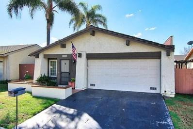 6048 Falcon Street, Ventura, CA 93003 - MLS#: 218003312