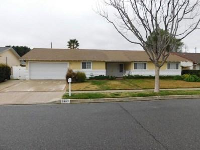 2893 Dalhart Avenue, Simi Valley, CA 93063 - MLS#: 218003315