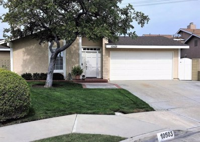 10503 Maple Street, Cypress, CA 90630 - MLS#: 218003350