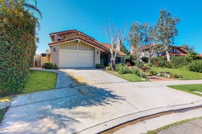 5534 Micoma Court, Simi Valley, CA 93063 - MLS#: 218003396