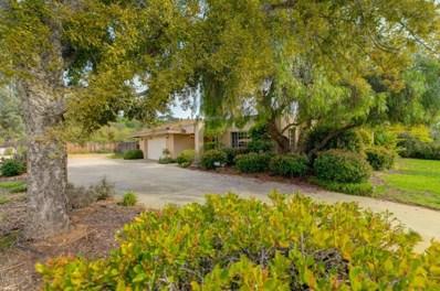 11790 Silver Spur Street, Ojai, CA 93023 - MLS#: 218003400