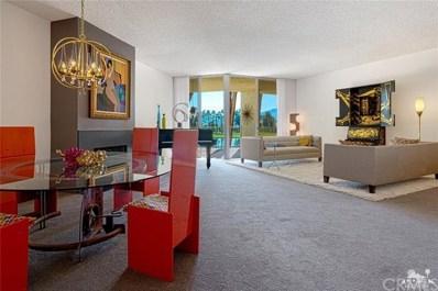900 Island Dr. Drive UNIT 205, Rancho Mirage, CA 92270 - MLS#: 218003400DA